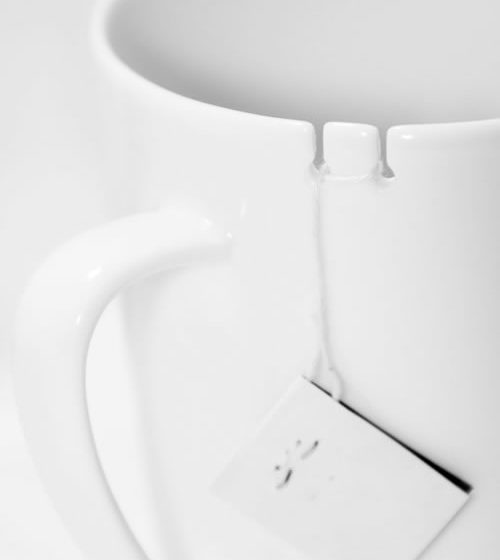 Inovace hrnku: Sáček už vám do čaje nespadne
