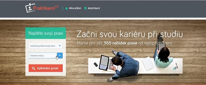 Praktikanti.cz