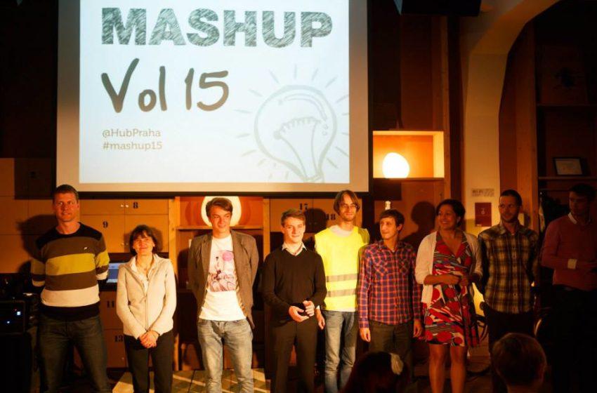HUB MASHUP představil 15 nových projektů