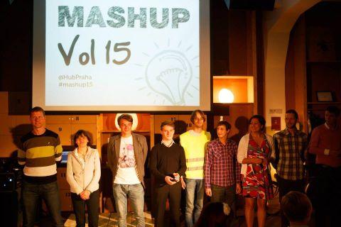 Přehlídka kreativních projektů HUB MashUp již za pár dní