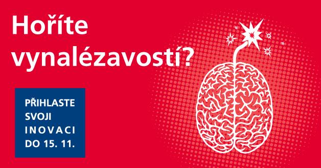 Uzávěrka soutěže Česká inovace již 15.11.