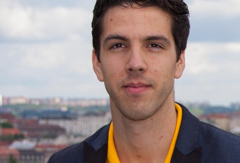 Jakub Vlček: Chcete pracovat na svém projektu? Zkušenosti vám žádná knížka nenahradí