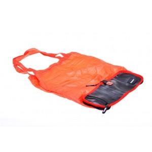 Skládací taška z cykloduše a materiálu z padáku