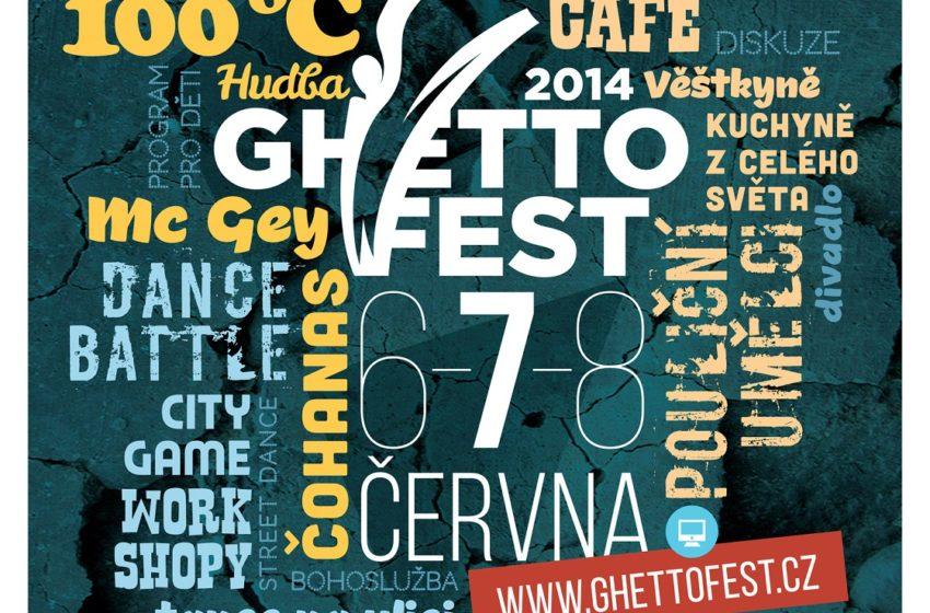 Pouliční festival Ghettofest rozezní ulice brněnského Bronxu