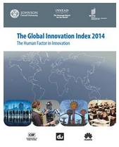 Global Innovation Index 2014 představuje nejinovativnější země světa