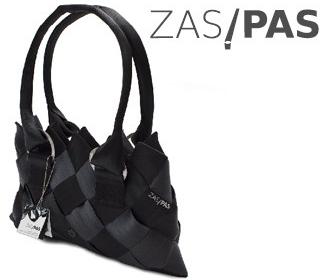 ZasPas: Z bezpečnostních pásů vyrábíme nové věci