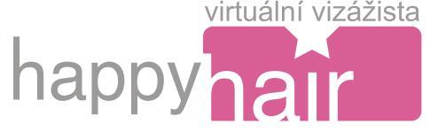 Projekt virtuálního vizážisty HappyHair.cz roste