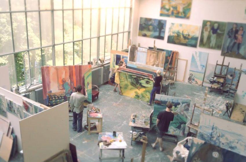 Představujeme YOUNG REAL ART, online galerii umění