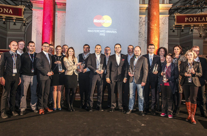 MasterCard ocenila inovativní projekty