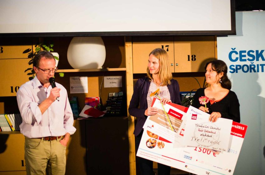 Vítězové Social Impact Award 2015 vyhlášeni