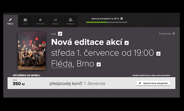 Inovovaná služba smsticket.cz usnadňuje nakupování vstupenek