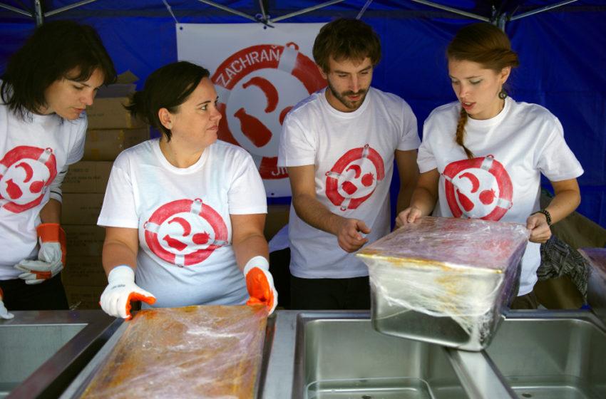 Zachraň jídlo: Film nás inspiroval k boji proti plýtvání s potravinami