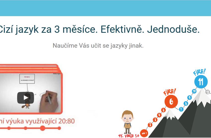 Představujeme startup Přečtimě.cz: Výuka cizích jazyků jinak a lépe