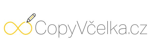 Představujeme startup CopyVčelka: Tvorba textu za měsíční paušál