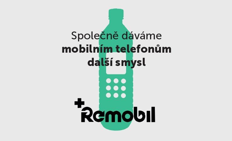 Remobil: Dejte starý mobil do recyklace, pomůžete dobré věci