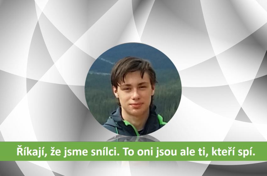 Představujeme Jana Slámu, startupistu od šestnácti let