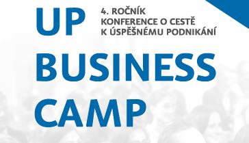 Svět podnikatelů přiblíží UP Business Camp