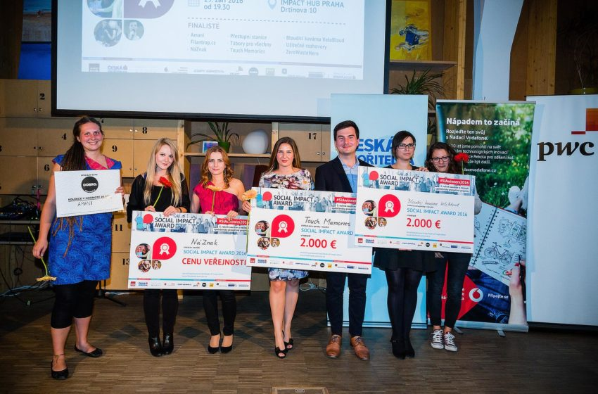 Letošní Social Impact Award má své vítěze