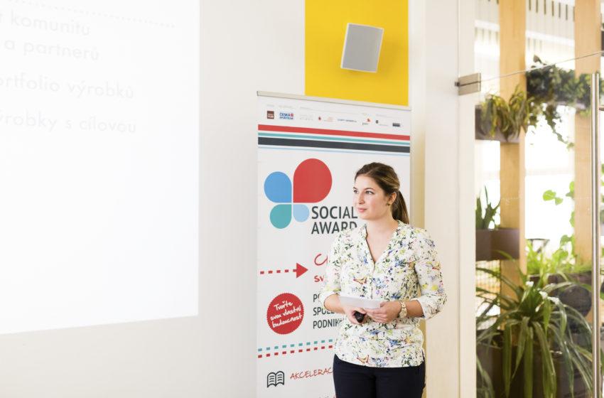 Social Impact Award – proměňte své podnikatelské nápady ve skutečnost