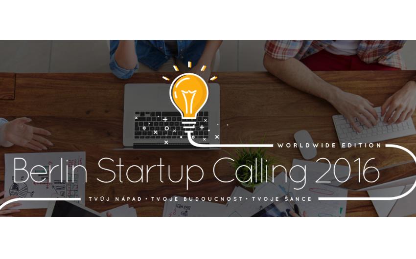 Vítězové Berlin Startup Calling 2016 vyhlášeni. Jak můžet uspět příště vy?