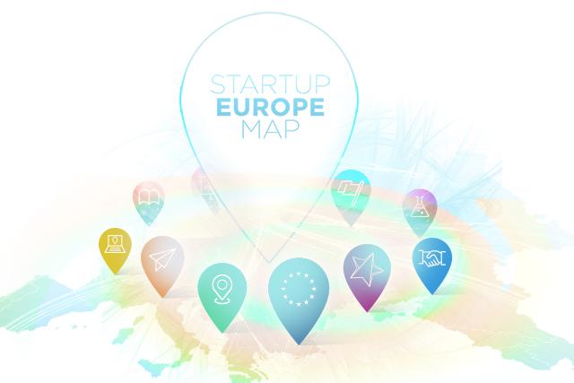 Evropská mapa startupů: inspirace i databáze užitečných kontaktů