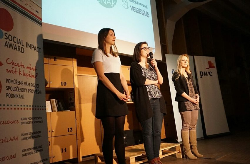 Přihlašte svůj nápad do šestého ročníku Social Impact Award