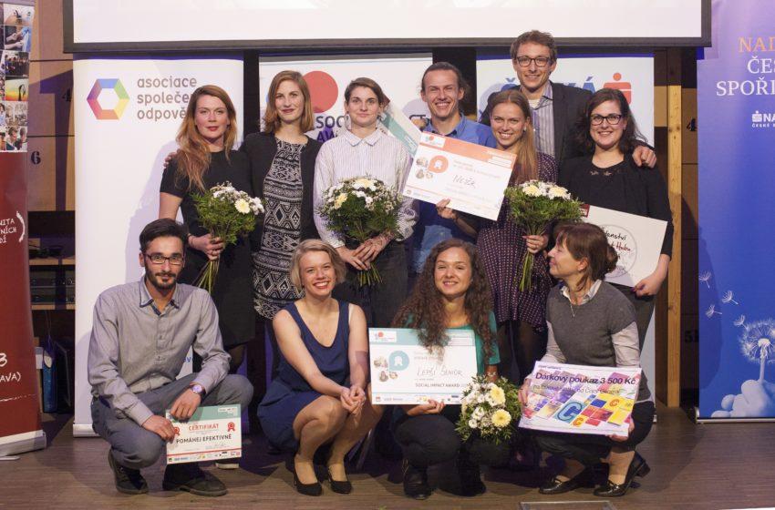Vítězové šestého ročníku SIA vyhlášeni