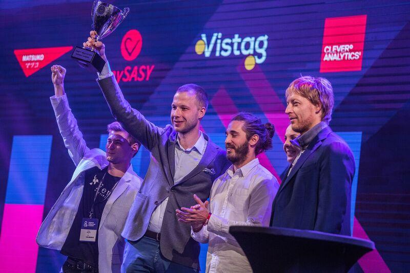Vítězem středoevropského Startup World Cup se stal polský StethoMe