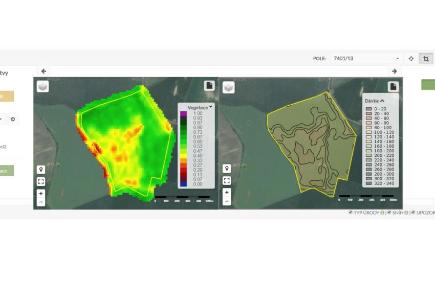 Startup CleverFarm monitoruje pozemky zemědělců