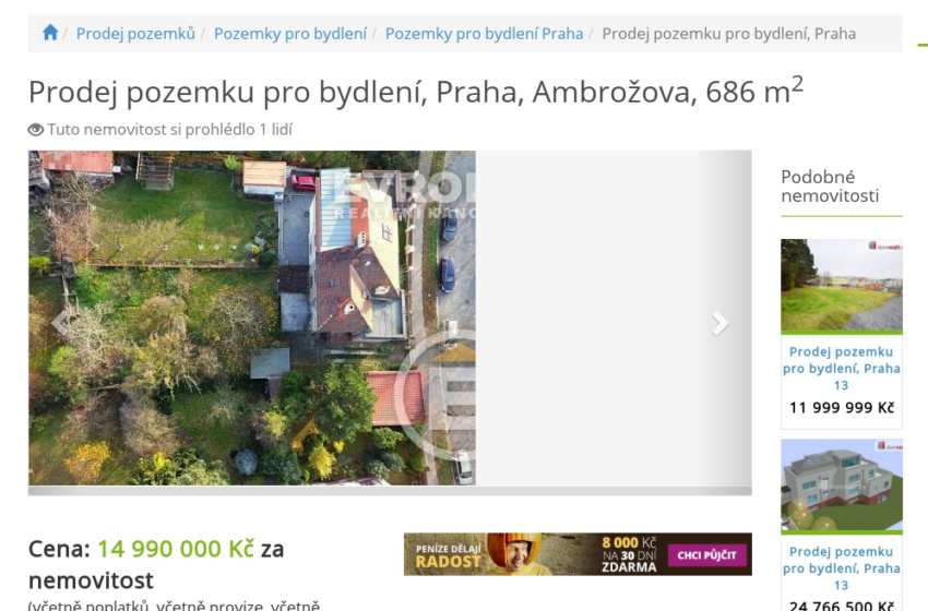 Startup VideoBydleni.cz chce změnit zastaralé principy realitního trhu