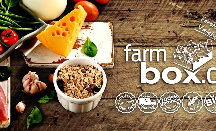 Startup Farmbox doveze kvalitní lokální potraviny až k vám