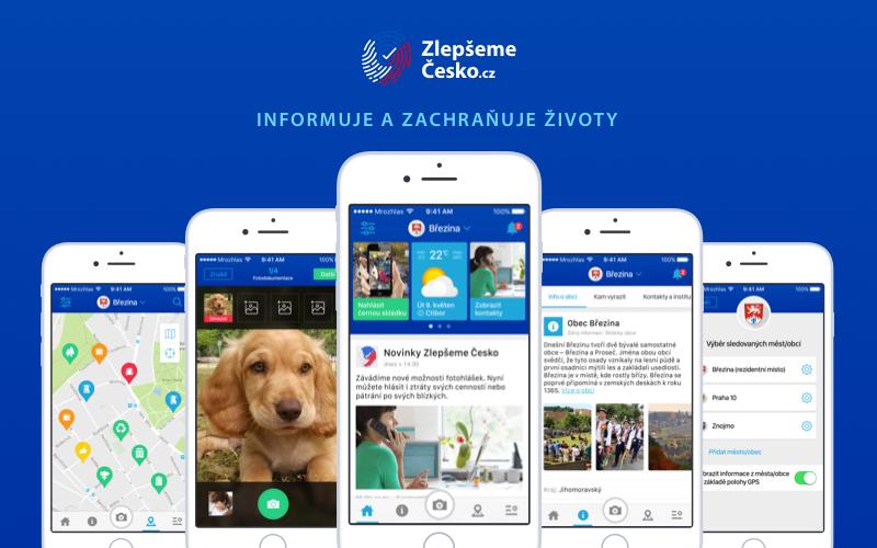 Jednotnou platformu Zlepšeme Česko rozšíří i Lepší místo