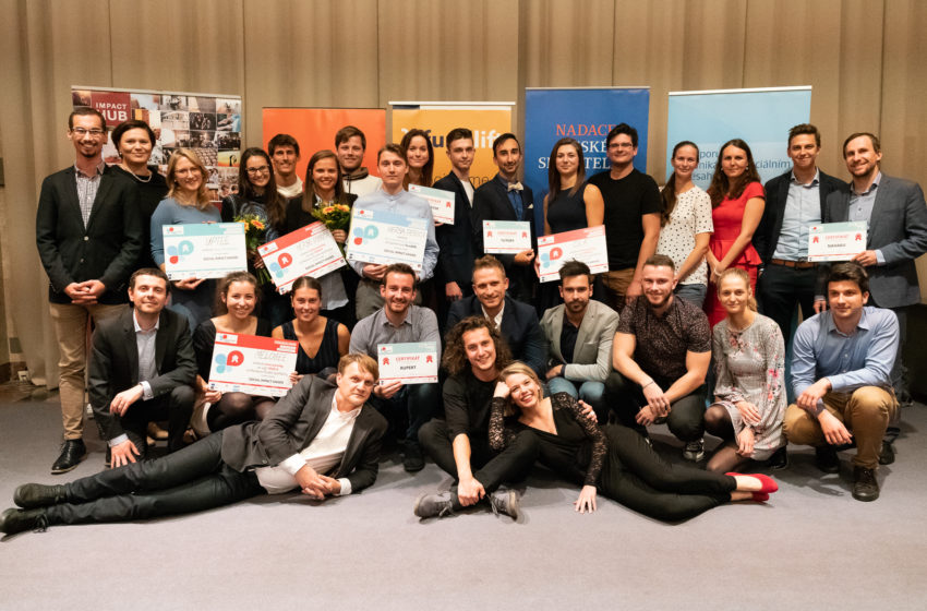 Social Impact Awards vyhlásil své letošní vítěze