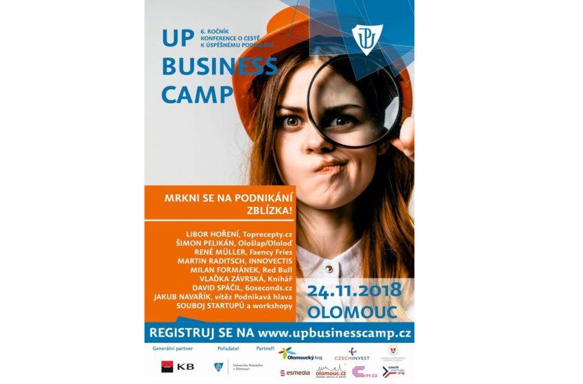Olomoucký UP Business Camp podpoří udržitelnou módu