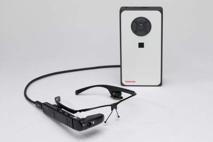 Inovaci v podobě asistované reality přináší Toshiba