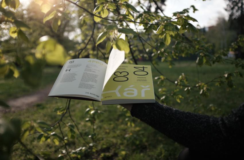 Představujeme Knihář : Moderní čtenářský deník