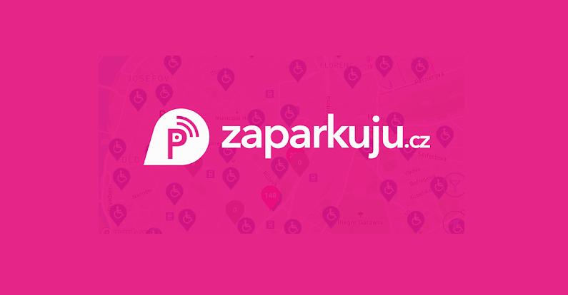 Aplikace zaparkuju.cz objevuje nová parkovací místa