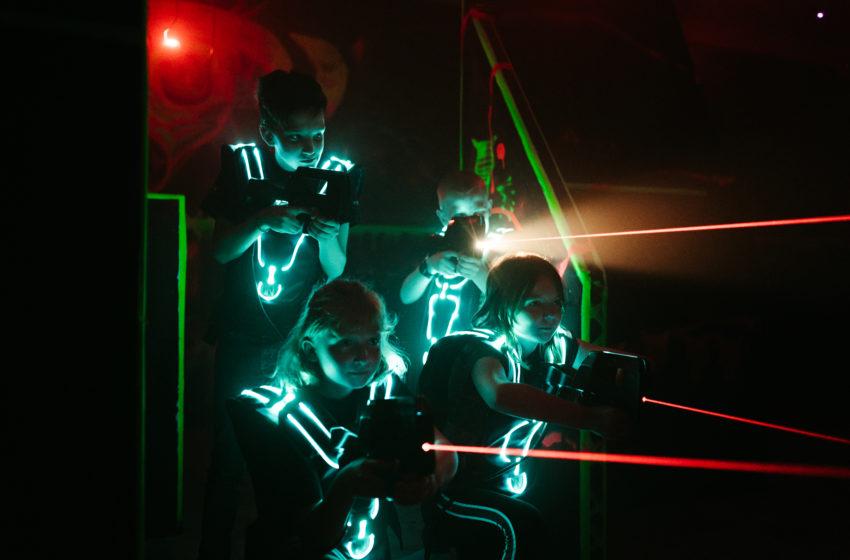 Ostravská inovační společnost HTDM a jejich nejmodernější lasergame