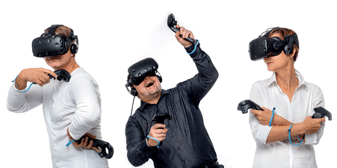 VIRTUAL REAL LIFE – Virtuální realita ve firemní praxi