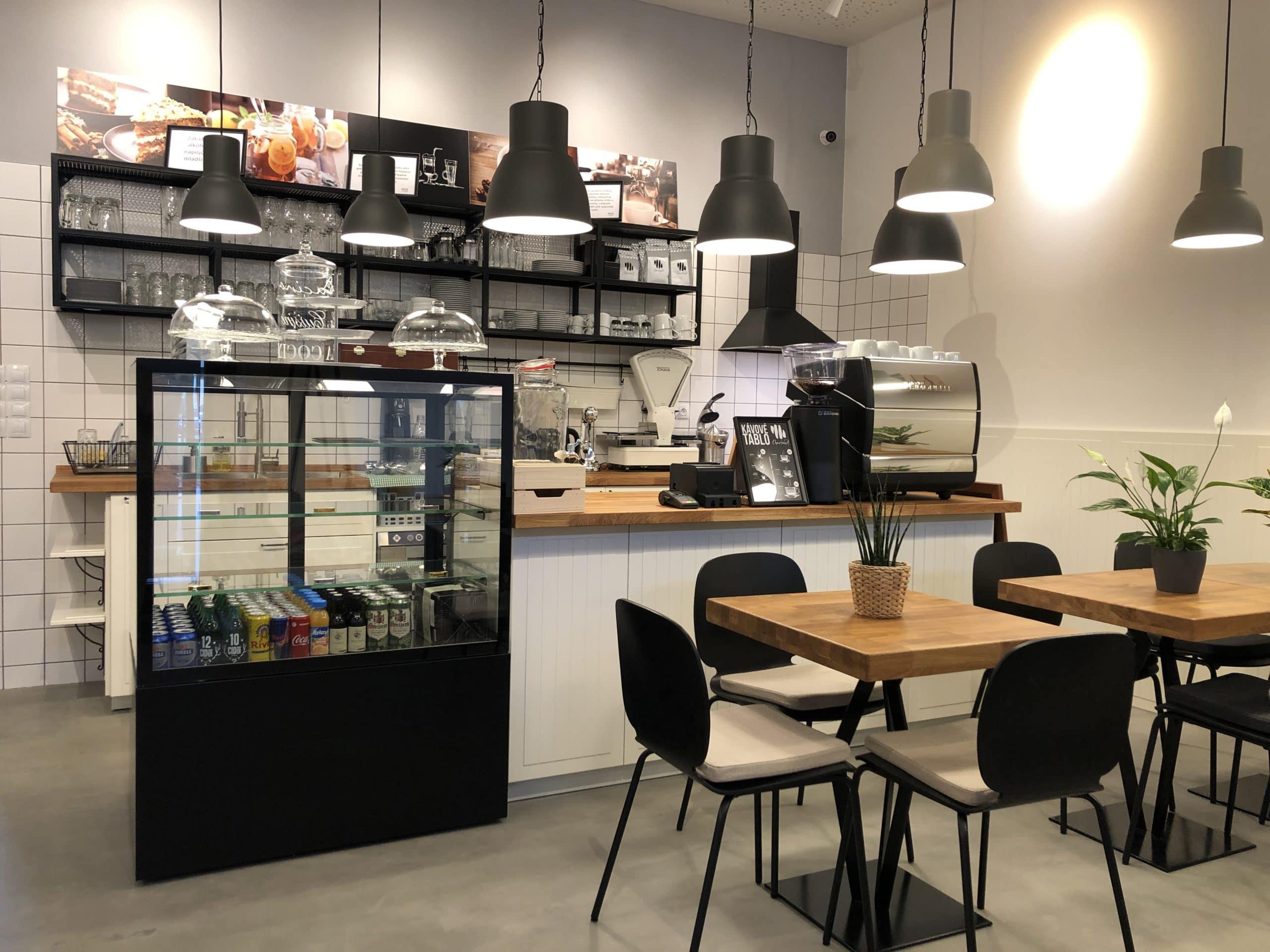 Kavárna, kde o vás mají opravdu zájem