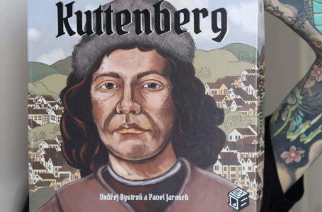 Zjisti víc o připravované deskovce Kuttenberg