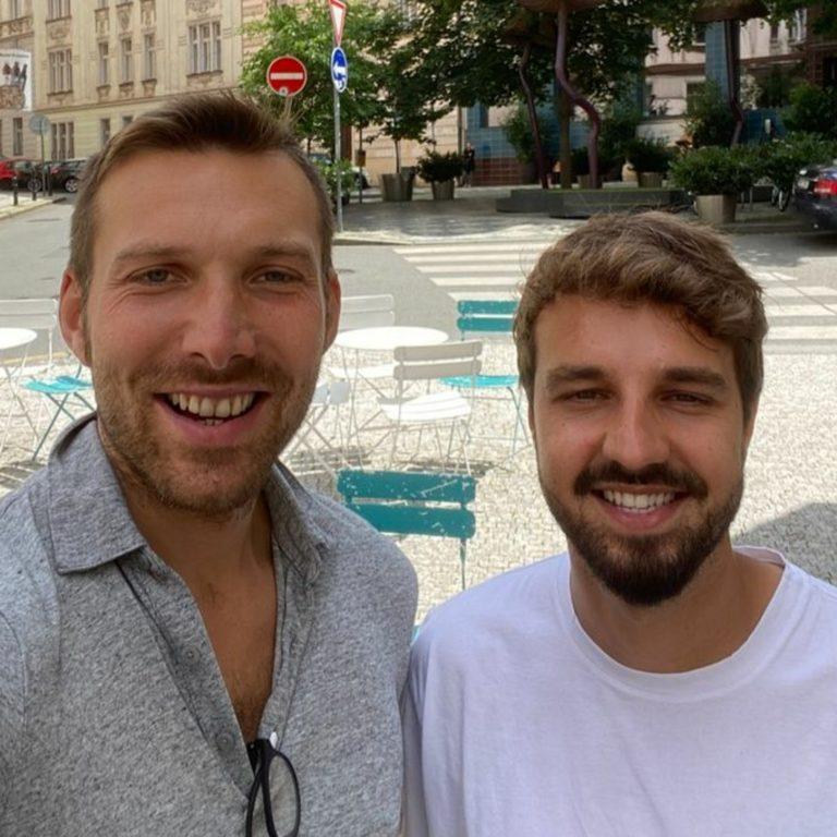 Jakub Kofroň (Beneficio & ELKA): Raději by naprogramoval web, než ušil trenky